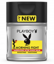Playboy Morning Fight Aftershavebalm 100 ml