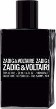Zadig & Voltaire This Is Him! 50 ml