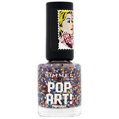 Rimmel Rita Ora Pop Art Top Coat 8 ml
