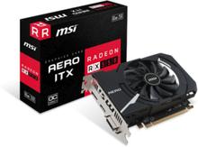 Radeon RX 550 AERO ITX OC - 2GB GDDR5 RAM - Grafikkort
