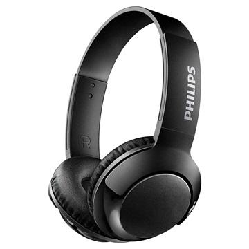 Philips BASS+ Over-ear Bluetooth Headset SHB3075BK/27 - Sort