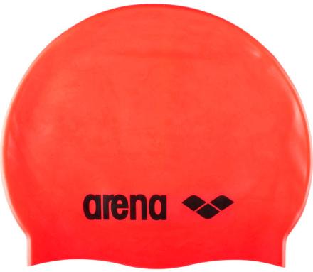 arena Classic Silicone Badehette rød 2018 Badehetter