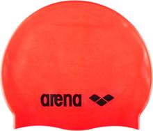 arena Classic Silicone Cap fluored/black 2019 Badehetter