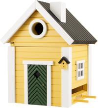 Wildlife Garden - Multiholk Yellow Cottage