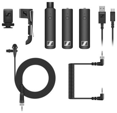 Sennheiser XSW-D Portable ENG Set