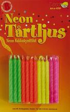Tårtljus / födelsedagsljus - 24-pack