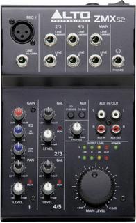 Mixerkonsol Alto ZMX52