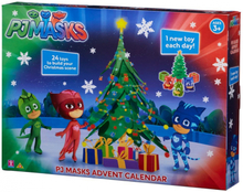 PJ Mask Advent Calendar 2019