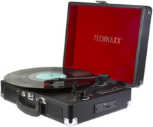 TX-101 - turntable with digital recorder Pladespiller - Sort