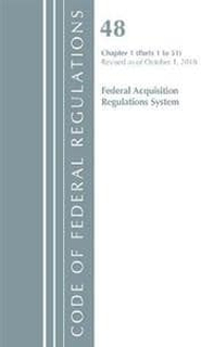 Code of Federal Regulations, Title 48 Federal Acqu