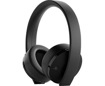 Sony PS4 Gold Wireless 7.1 Headset