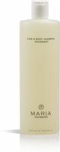 Maria Åkerberg Hair & Body Shampoo Rosemary (Alternativ: 500 ml)