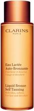 Clarins Liquid Bronze Self Tanning For Face, 125 ml