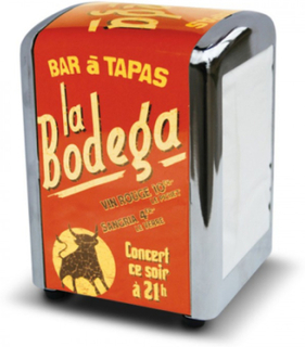 La Bodega Servetthållare / Dispenser