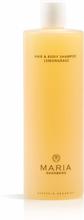 Maria Åkerberg Hair & Body Shampoo Lemongrass (Alternativ: 500 ml)