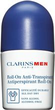 Clarins Men Antiperspirant Deo Roll On, 50 ml