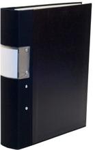 Kontorspärm A4 60 mm svart 623398 Replace: N/A Kontorspärm A4 60 mm svart