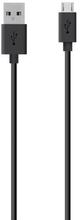 BELKIN Belkin Micro USB 2.0 2M Cable - 2M - Black 722868973097 Replace: N/ABELKIN Belkin Micro USB 2.0 2M Cable - 2M - Black