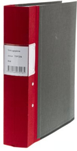 Kontorspärm A4 60 mm röd 623394 Replace: N/A Kontorspärm A4 60 mm röd