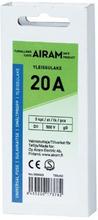 AIRAM Airam smältpropp 20A, 5-pack 6435200173782 Replace: N/AAIRAM Airam smältpropp 20A, 5-pack