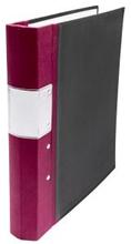 Kontorspärm A4 60 mm vinröd 623399 Replace: N/A Kontorspärm A4 60 mm vinröd