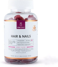 VitaYummy - Hair & Nails Gummies - 60 Stk