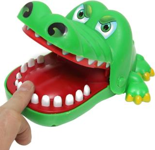 Krokodil-tandläkare - ett spel för barn