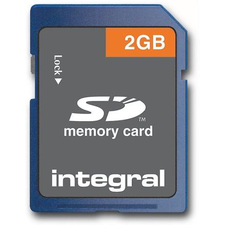 Integrert 2Gb Secure Digital-kort