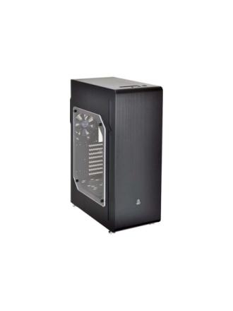 PC-X510 WX bk ATX - Kabinett - Miditower - Svart