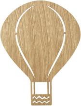 ferm LIVING Lampe - Luftballong - Eik