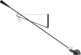 FLOS 265 vegglampe - Svart