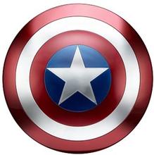 Avengers Captain America Child Shield / Adult Shield - Incl. Ljudeffekter