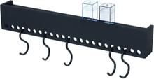 Nomess So-hooked knaggrekke - svart - 60 cm