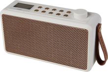 Kreafunk tRadio DAB+ Radio - Hvit