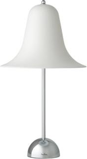 Pantop bordlampe fra Verpan Hvid