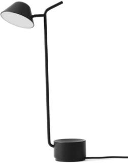 Menu Peek Bordlampe - Sort
