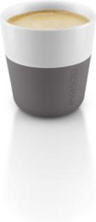 Eva Solo 2 stk. Espresso-krus i grå