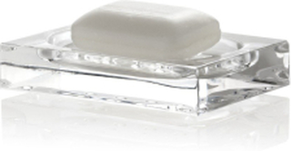 Clear soap dish fra Nomess