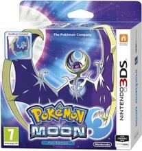 Pokémon Moon: Fan Edition - 3DS - RPG