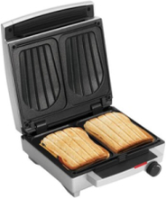 Voileipägrilli SW 1450 - sandwich maker - silver metallic/chrome