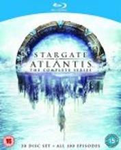 Stargate Atlantis - The Complete Series - Seasons 1-5 (Blu-ray) (Tuonti)