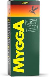 MyggA Myggspray 9,5% DEET - 75 Ml