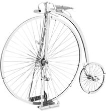 Metal Earth - Fordon, Höghjuling, Penny Farthing - Modellbyggsats i metall