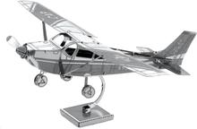 Metal Earth - Flyg, Cessna 172 - Modellbyggsats i metall