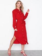 Polo Ralph Lauren Ls Bri Dr-Long Sleeve-Casual Dress
