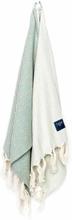Takk Home - Lago Gæstehåndklæde - Grøn - 60x90 cm