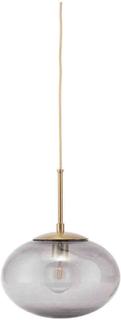 House Doctor - Opal pendel lampe i grå Ø30 cm
