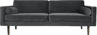 Broste Copenhagen Wind 3 pers. sofa - Magnet