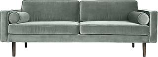 Broste Copenhagen Wind 3 pers. sofa - Chinois Green