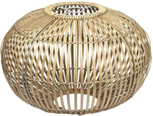 Broste Copenhagen Zep lampeskærm i bambus - Ø48 cm